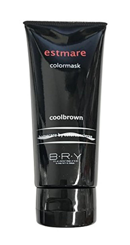 パッケージ汚れる不定BRY(ブライ) エストマーレ カラーマスク Coolbrown クールブラウン 200g