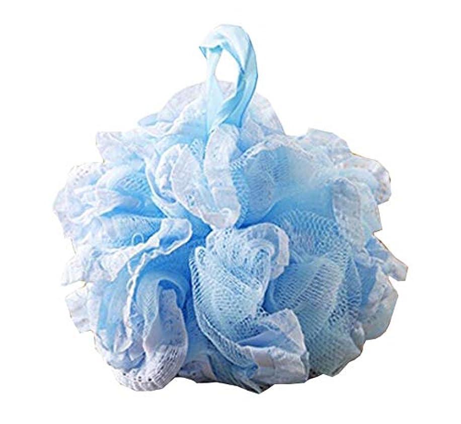 組み合わせ納得させるミトン柔らかいバスボール美しいラビングバスタオル