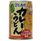 らーめん缶 カレーうどん(油揚げ・豚肉入り) 280g
