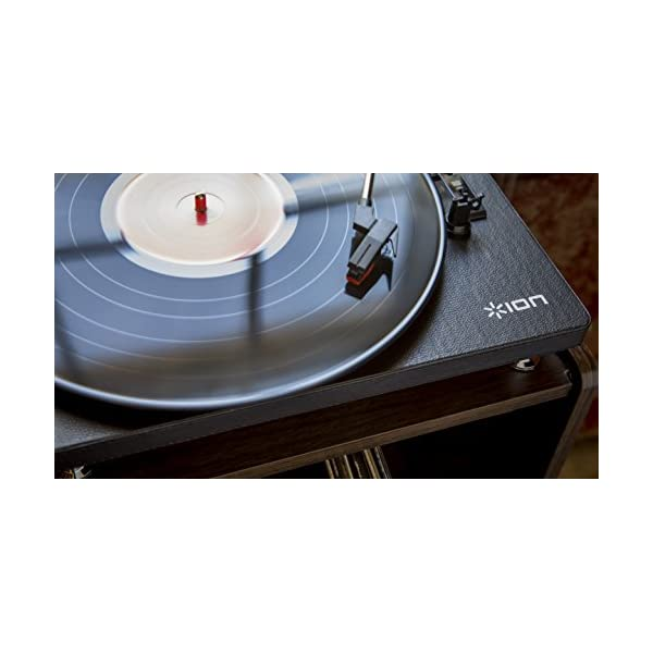 ION Audio Compact LP 革張...の紹介画像8