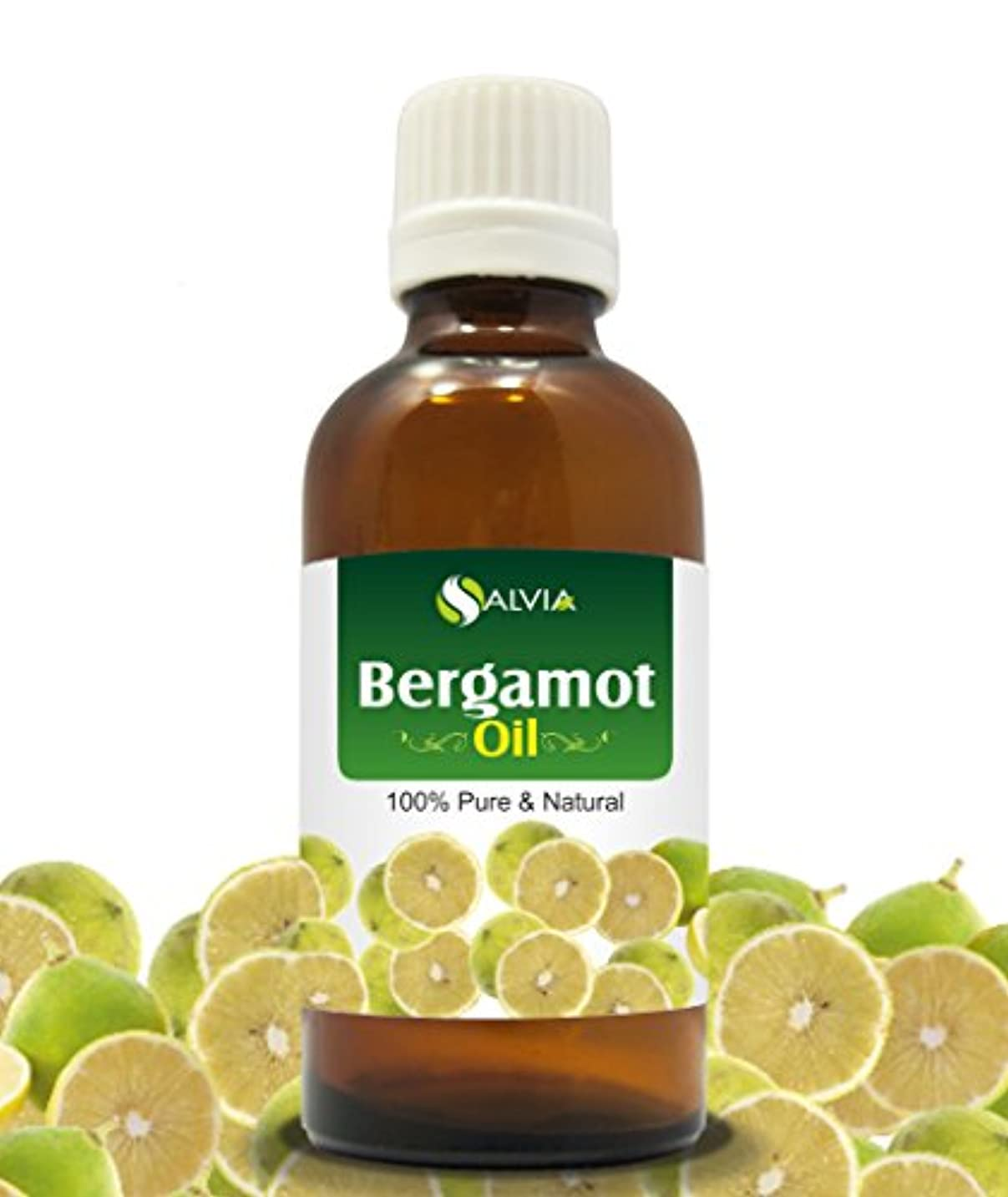 BERGAMOT OIL 100% NATURAL PURE UNDILUTED UNCUT ESSENTIAL OIL 30ML