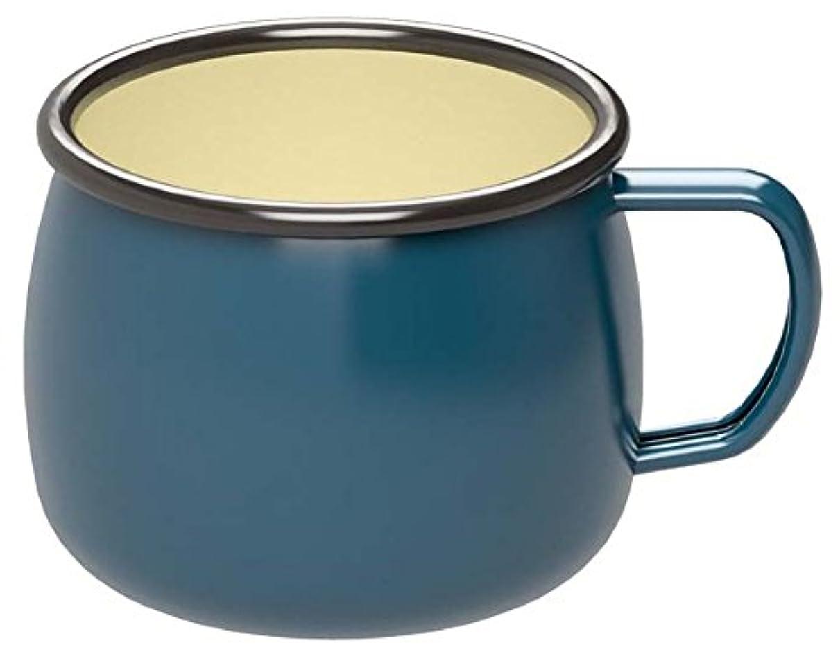 一般的にイタリックスワップキャプテンスタッグ(CAPTAIN STAG) BBQ用 コップ ホーローマグカップ