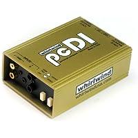 whirlwind CD/MD/PCサウンドカード用2CHパッシブ・ダイレクトボックス PCDI