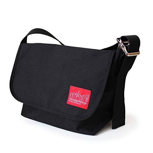 [マンハッタンポーテージ] Manhattan Portage メッセンジャーバッグ ショルダーバッグ Vintage Messenger Bag [アナグラム] ANAGRAM(M/Black)