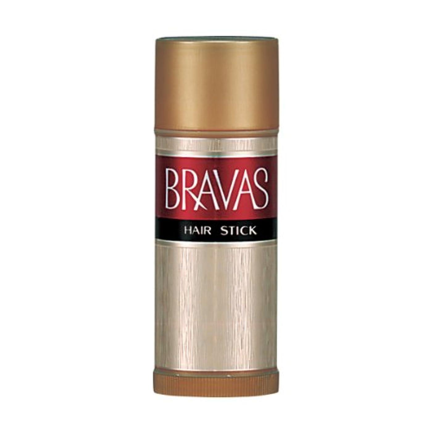 死の顎油再現するブラバス ヘアスチック 60g
