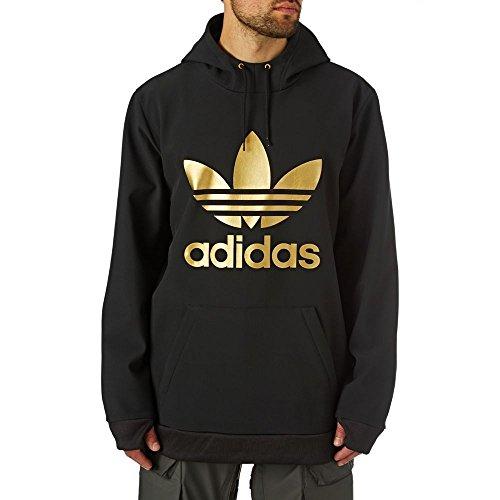 (アディダス) Adidas Originals メンズ スキー・スノーボード アウター Team Tech Hood [並行輸入品]