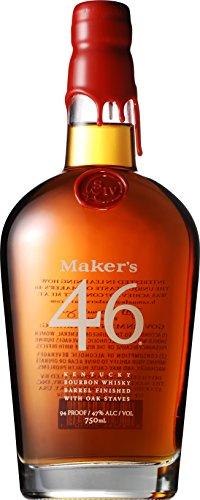 バーボン ウイスキー メーカーズマーク 46