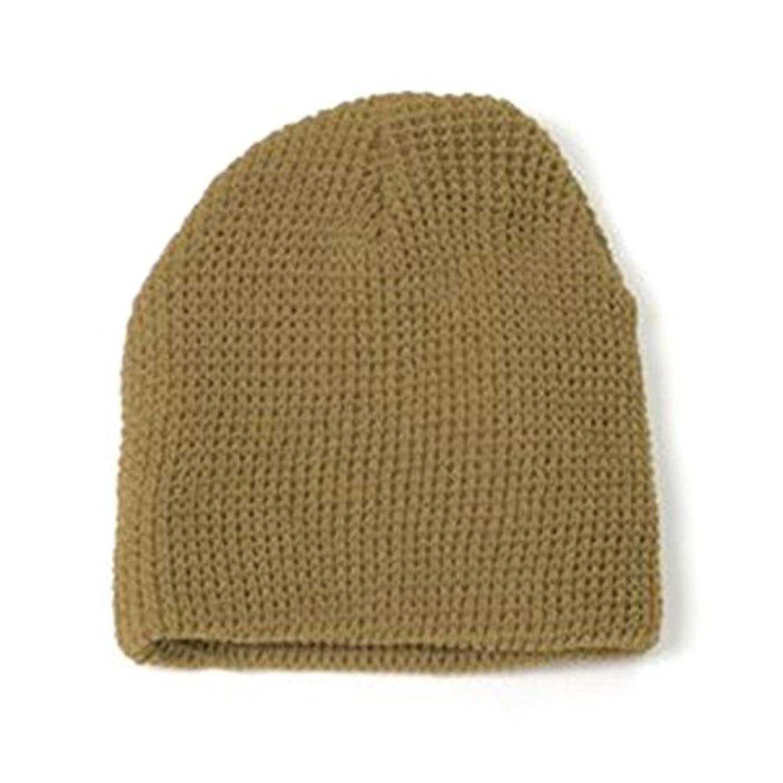 winter beanies HAT メンズ カラー: ブラウン
