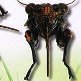 立体カプセル百科事典 立体昆虫顔面図鑑 【日本編EX】 【6.アブラゼミ】(単品)