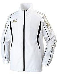 [ミズノ] MIZUNO トレーニングウェア ウィンドブレーカーシャツ 32JE6010[メンズ]