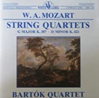 String Quartets by Mozart