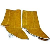 yotijar 1Pair Orange Shoes Cover