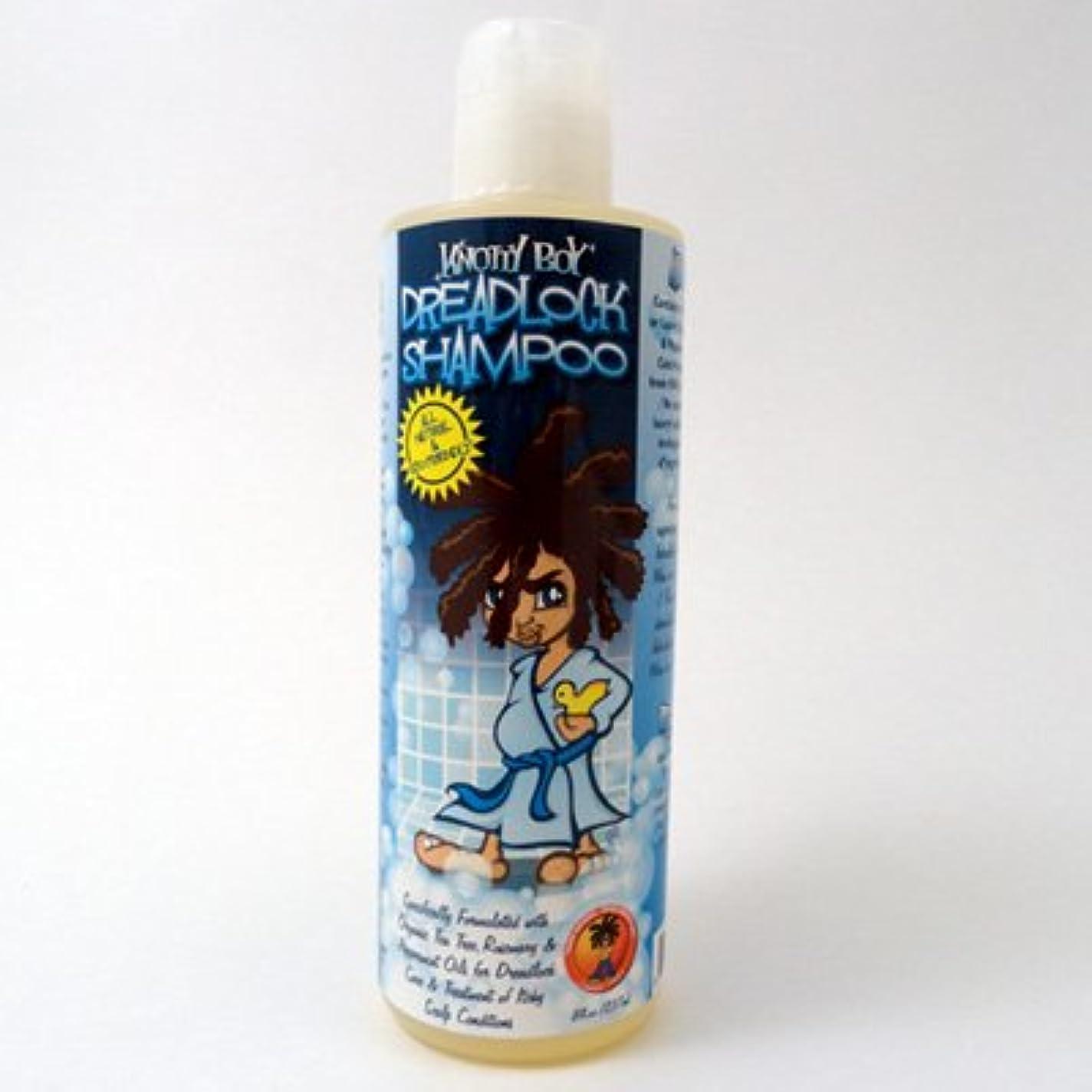 ドレッドヘアを崩しにくく洗える! オールナチュラル素材配合 Knotty Boy ドレッドヘア用 シャンプー