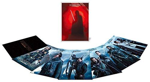 ローグ・ワン/スター・ウォーズ・ストーリー MovieNEXプレミアムBOX [ブルーレイ+DVD+デジタルコピー(クラウド対応)+MovieNEXワールド] [Blu-ray]