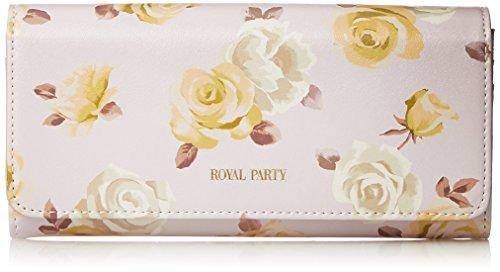 [ロイヤルパーティー] 長財布 《RPフラワーⅢ》 オリジナル花柄プリント RPLW8BT1