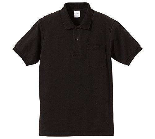 (ユナイテッドアスレ) UnitedAthle 6.2オンス ドライカノコ ハイブリッド ポロシャツ(ポケット付) 519101 [メンズ]