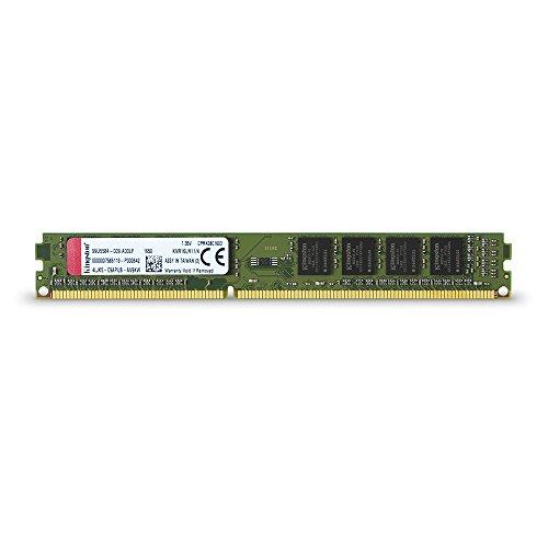 キングストン Kingston デスクトップPC用 メモリ DDR3L 1600 (PC3L-12800) 4GB CL11 1.35V Non-ECC DIMM 240pin KVR16LN11/4 永久保証