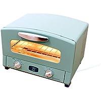 【トースター アラジン オーブン 2枚 おしゃれ】アラジン グラファイト トースター グリーン(B806-S1)