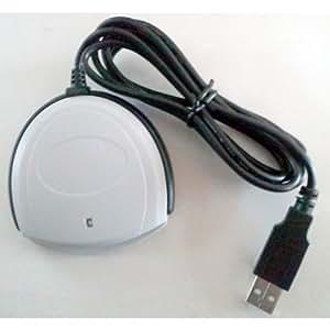 SCM ICカードリーダー/ライター B-CAS・住基カード対応 SCR3310/v2.0 【簡易パッケージ品】