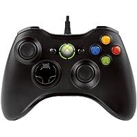 【Xbox 360/Windows PC 対応】 Xbox 360 コントローラー (リキッド ブラック)