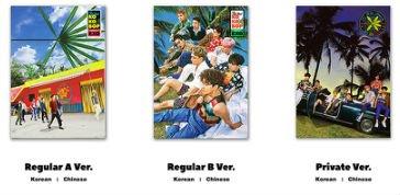 EXO 4集 - THE WAR (中国語版) (ランダムバージョン)
