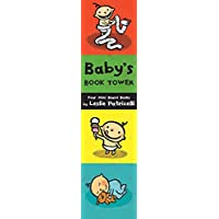 Baby's Book Tower (Leslie Patricelli board books)