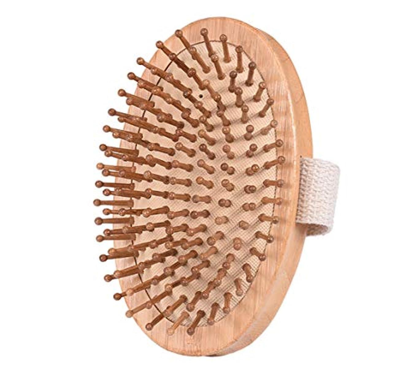 法律によりひいきにするジェムMyths ヘアブラシ クッションブラシ ヘアケア 頭皮マッサージ 美髪ケア 天然素材 竹製 メンズ レディース
