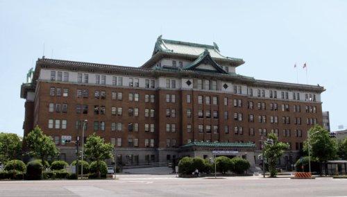 1/500 オトナの社会科見学シリーズ 愛知県庁 初回限定DVD付属版 SE3d