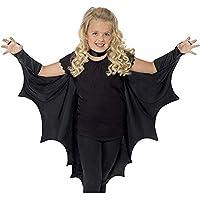 Black Vampire Bat Kids Wings