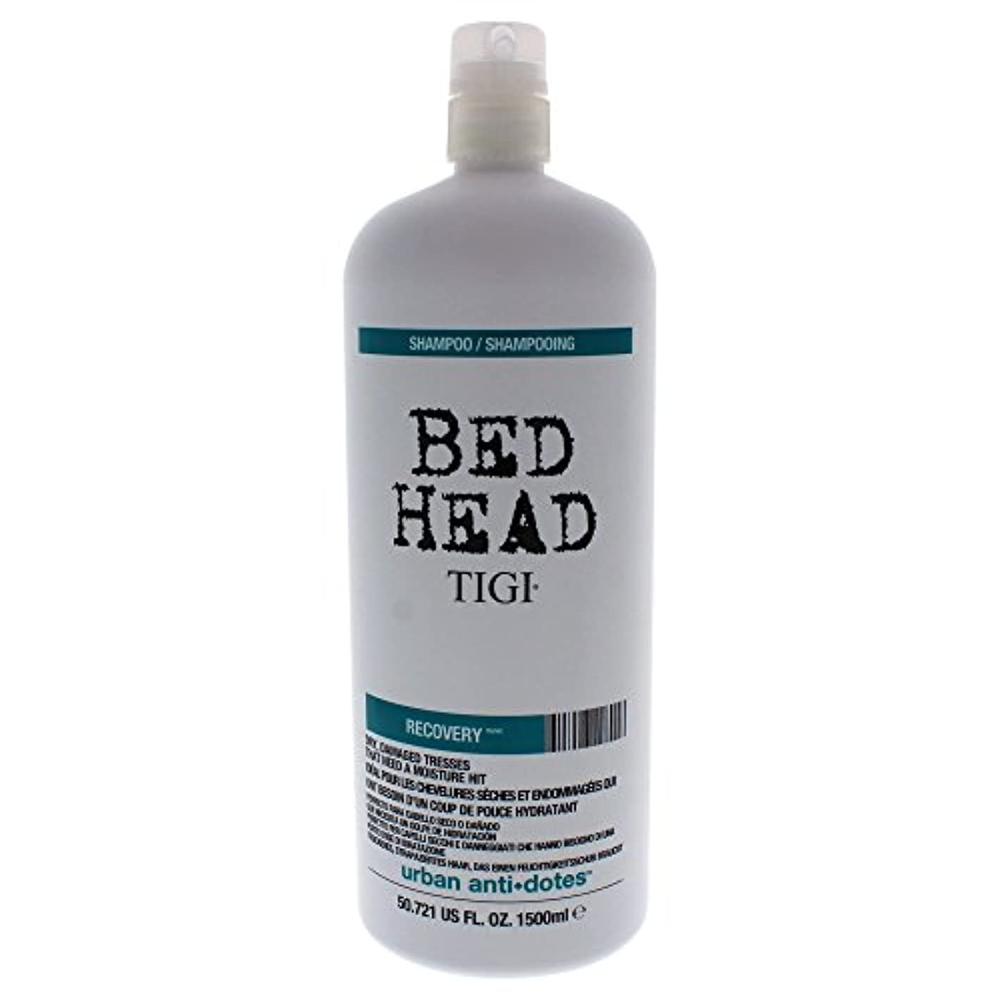 潤滑するゴネリルアナリストBed Head Urban Antidotes Recovery Shampoo