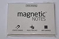 "Tesla Amazing Magneticノートm-size (100x 74) MM M-Size 3.93""x2.75"""