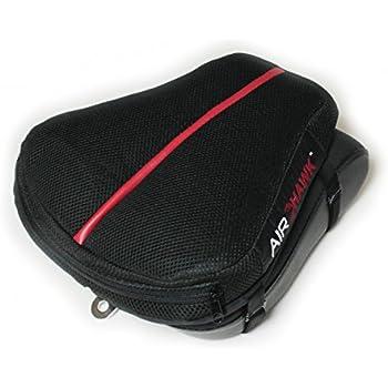 エアホーク 空気の力でお尻の痛み・腰痛を軽減 スポーツツーリング・アドベンチャーバイク用シートクッション エアホーク2 DS / AIRHAWK2 DS