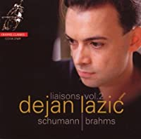 Schumann: Papillons, Waldszenen; Brahms: Klavierstucke Op.118 by Dejan Lazic (2009-07-14)