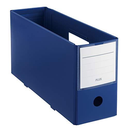 PLUS(プラス)『PPボックスファイル+ハーフサイズ(FL-125BF-H)』