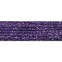 DMC ライトエフェクト刺繍のフロス 8.7 ヤード紫ルビー