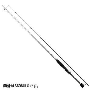 シマノ ロッド ソアレ CI4+ アジング S610LS