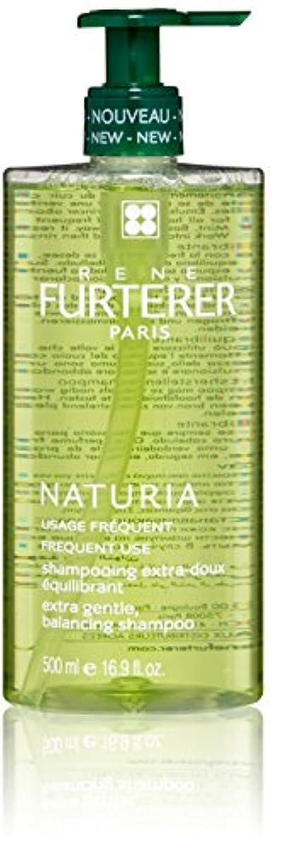グリップ叙情的な戻るルネ フルトレール Naturia Extra Gentle Shampoo - Frequent Use (For All Hair Types) 500ml/16.9oz並行輸入品