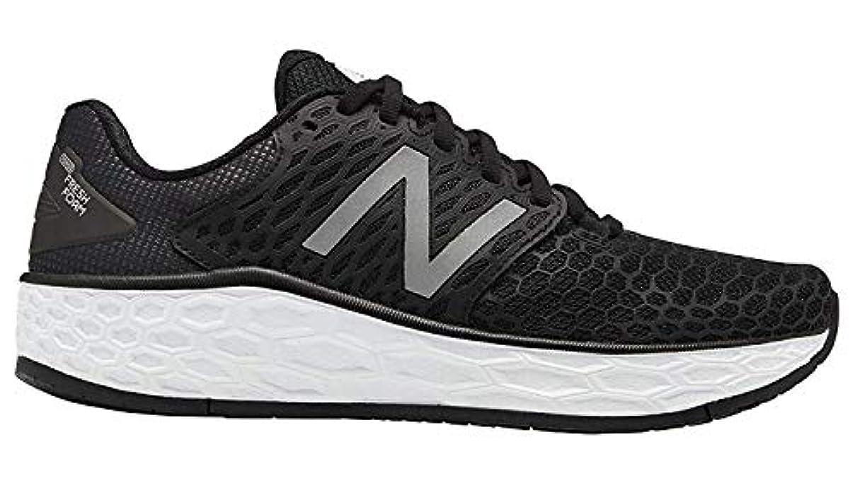雑種再撮り排泄物[ニューバランス] レディース 女性用 シューズ 靴 スニーカー 運動靴 Fresh Foam Vongo v3 - Black/White [並行輸入品]