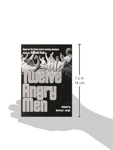 an analysis of juror five in twelve angry men by reginald rose Twelve angry men is a courtroom drama written by reginald rose concerning the jury of a homicide trial it was broadcast initially as a television play in 1954 the following year it was adapted for the stage, and in 1957 was made into a highly successful film.
