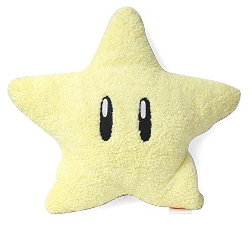 """Taitoスーパーマリオシリーズ13"""" Super Star Light Up LEDクッションPlush"""