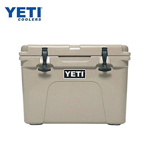 (イエティクーラーズ) YETI COOLERS yeti-002 タンドラ/クーラーボックス/35qt Tan YT35T [並行輸入品]