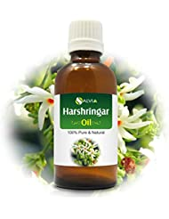 Harshringar Oil (Nyctanthes arbor-tristis) 100% Natural Pure Undiluted Uncut Essential Oil 30ml