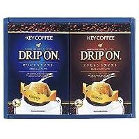 キーコーヒー ドリップオン・レギュラーコーヒーギフト CAG-10N(CAG-10N)< >