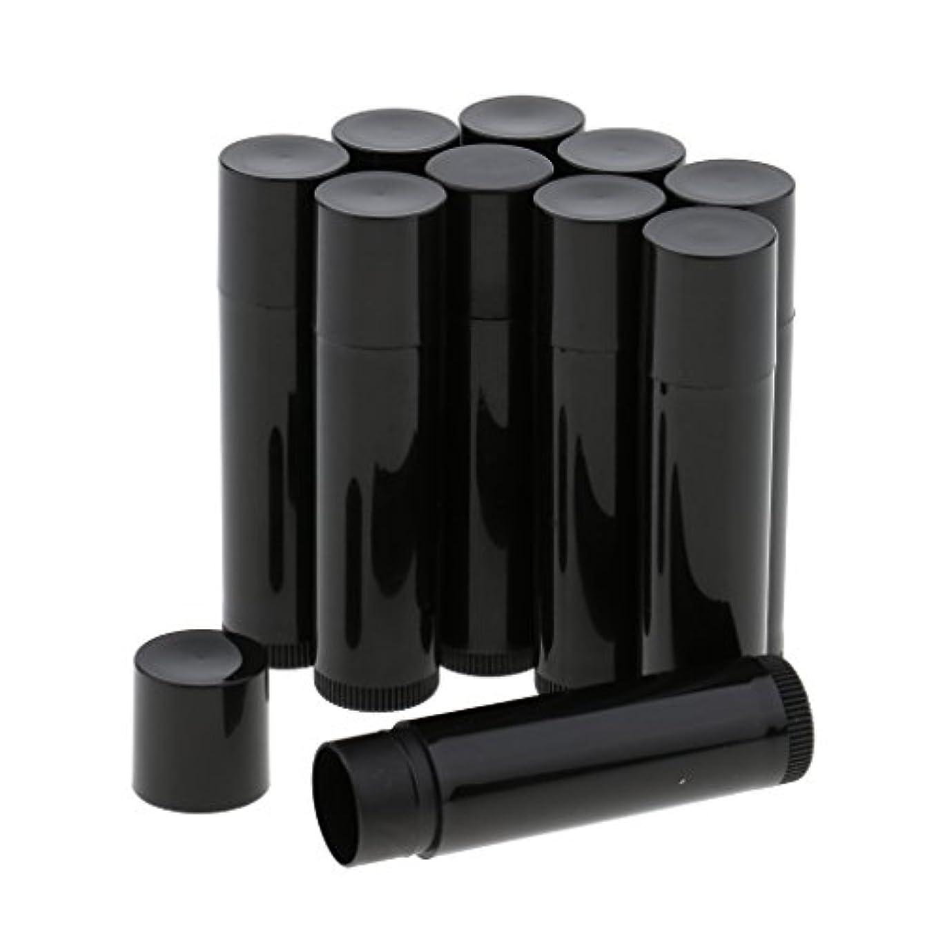 大胆不敵モナリザ同様にBaosity 10個 空ボトル チューブ 化粧品 コスメ DIY 詰替え 便利 3色選べ - ブラック