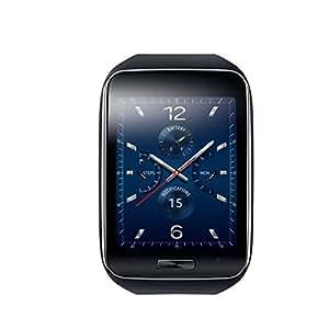 (サムスン)SAMSUNG SM-R750 Galaxy Gear S Smart Watch ブラック 3G通信対応モデル 日本語マニュアル(PDF)[並行輸入品]
