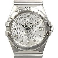 オメガ 腕時計 コンステレーション メンズ 123.10.35.20.52.002 オートマ SS ダイヤ OMEGA 自動巻き 機械式 コーアクシャル 123-10-35-20-52-002 腕時計