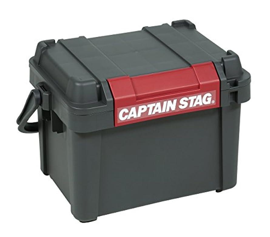 テクスチャーチャンス汚いキャプテンスタッグ(CAPTAIN STAG) 工具箱 ツールボックス ハンディ アウトドア コンテナ