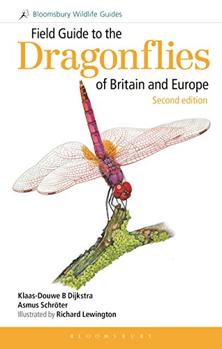 Field Guide to the Dragonflies of Britain and Europe: 2nd edition (Field Guides)
