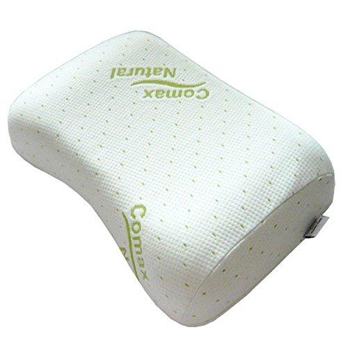 COMAX 天然ラテックス高反発まくら/枕 肩こり防止/首保護枕 天然ゴム 枕/Green house