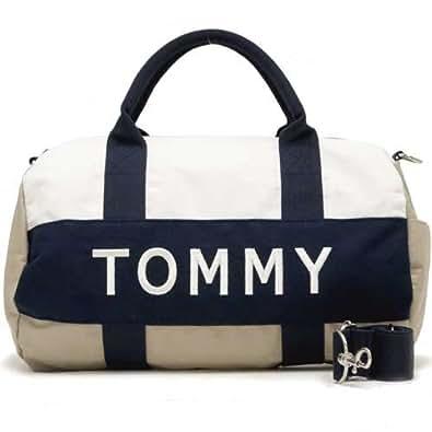 TOMMY HILFIGER トミー ヒルフィガー ミニダッフル ミニボストン バッグ M66922644 260